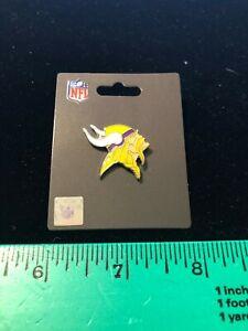 NEW 2020 ISSUE Minnesota Vikings Norseman LOGO Lapel Pin - NFL Licensed Classic