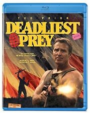 Deadliest Prey [New Blu-ray]