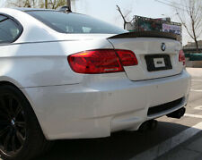 Cstar CARBON GFK KOFFERAUM SPOILER HIGH KICK HECKSPOILER PASSEND FÜR BMW E92 M3