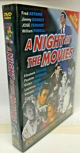 A Night at the Movies - 10 Movie DVD Box Set - AusPost with Tracking