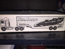Eastwood Ertl Jim Dunn Race Car And Cab OverHauler Super Hauler Christmas Gift!