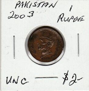 Pakistan 2003 1 Rupee