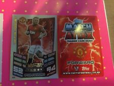 MATCH ATTAX 12/13 WAYNE ROONEY LIMITED EDITION  MINT