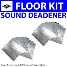 Heat & Sound Deadener Dodge Dart 1967 - 1976 Floor Kit 27351Cm2 zirgo ZIR79F6A
