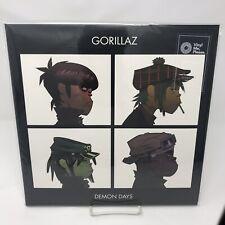 Gorillaz - Demon Days 2LP RED Vinyl (Vinyl Me, Please Exclusive) SOLD OUT OOP