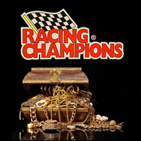 Racing Champions Plated Precious Metal Series - 24K Gold / Platinum