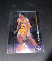 1998-99 Finest Kobe Bryant  #175 - With Coating Peel