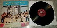 THE VOICES OF CHRIST of Berkeley, CA / Wounded For Me / SAVOY 33rpm Vinyl LP