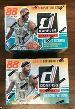 Lot (2) 2018-19 Donruss Basketball Blaster Box - Doncic RC ? Young RC ?