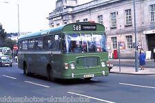 Crosville MCA615P Aberystwyth 21/07/76 Bus Photo