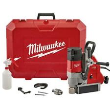 Milwaukee 4274 21 1 58 Inch Magnetic Drill Kit With Pilot Pins