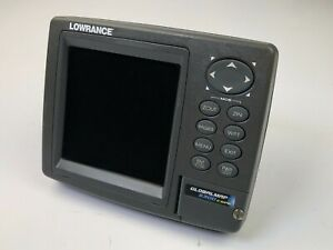 Lowrance Globalmap5300C iGPS GPS navigator Marine Chartplotter Only head & cover