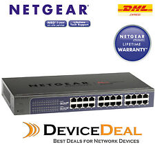 Netgear JGS524E Prosafe Plus Switch 24-Port Fast Gigabit Ethernet