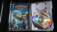 ps2 Ratchet and Clank 2: Locked and Loaded - Great condition with BOOKLET -