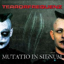 "Frequenza terroristici - ""Mutatio in signum"" [Sonic-X, CD, VÖ: 27.10.2017, nuovo]"