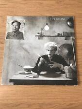 JAPAN Tin Drum LP VINYL UK Virgin 1981 8 Track (V2209) Storage Wear to Sleeve