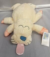 Carter's Dog Cuddle Pillow by XITMU Bright Yellow New W/ Tags