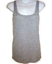 Alternative Apparel knit tank top sz L heather gray NEW