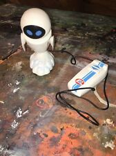 EVE figure remote control ( Wall-E ) Disney Pixar Thinkway Toys S2