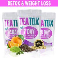 Colon Cleanse Fat Burn Detox Tea Set Weight Loss Tea Slimming Tea Teatox New