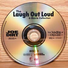 *Replacement* The Laugh Out Loud 6-Movie Collection (DVD) *Disc Three ONLY* Read