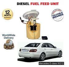 FOR MERCEDES W212 E200 E220 E250 E300 E350 DIESEL 2009-> NEW FUEL FEED UNIT