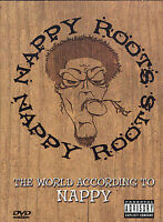 Nappy Roots: The World According to Nappy (DVD, 2002)