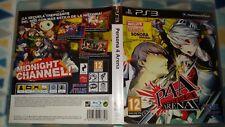 Persona 4 Arena PS3 Pal España