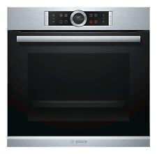 Bosch Series 8 HBG633BS1A Electric Built-in Wall Oven