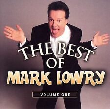 Best of Mark Lowry, Vol. 1 - Mark Lowry (CD, 2004, Gaither Music Group)