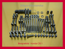 Honda CBX 1000 / CBX1000 / CB1 / CB 1 - Motorschrauben Edelstahl Schrauben