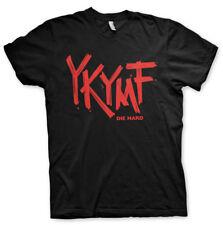 Officially Licensed Die Hard - Ykymf Men's T-Shirt S-Xxl Sizes
