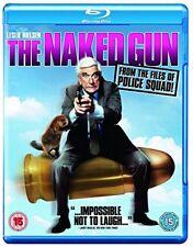 The Naked Gun [Blu-ray] [1988] [Region Free] [DVD][Region 2]