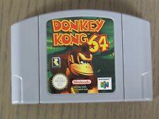 JEU NINTENDO 64 N64 DONKEY KONG 64
