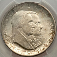 PCGS Certified MS64 Sesquicentennial Commemorative Silver Half Dollar 1926 OGH