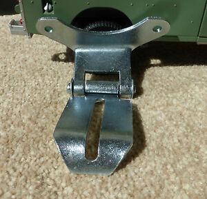 Land Rover Series 2 2a 3 88 109 Fuel Filler Cap Locking Hasp Retainer 504697