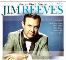 Jim Reeves - Reeves, Jim : Greatest Hits & Favorites [New CD] Holland - Import