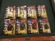 Planet Of The Apes Action Figures Dolls 2001 ~ Set of 8 New & Sealed Hasbro
