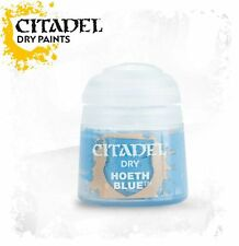 Games Workshop Citadel - Hoeth Blue Dry Paint (6 Pack) *Factory sealed*
