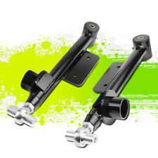 FOR 79-98 MUSTANG PAIR ADJUSTABLE REAR SUSPENSION LOWER CONTROL ARMS 94 95 96 97
