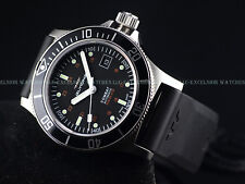 NEW GLYCINE 42MM COMBAT SUB SWISS AUTOMATIC SAPPHIRE CRYSTAL DIVER 3908 , GL0087