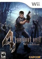 Resident Evil 4 - Wii Edition - Nintendo  Wii Game