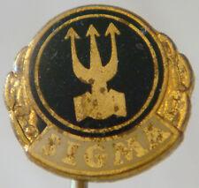 SK SIGMA OLOMOUC AS Vintage 1960s Club crest badge Stick pin 13mm x 12mm