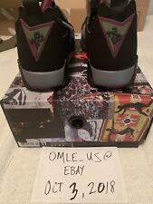 Nike Air Jordan 7 VII Retro Low NRG Bordeaux Size 11 AR4422-034