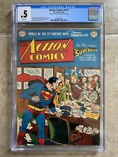 Action Comics #147 CGC 1950 DC Comics Superman Curt Swan Tough Issue to Find!