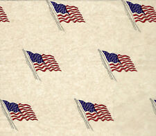 United States Flag Tissue Paper # 553 ~ 10 Large Sheets