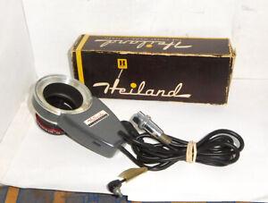 Heiland Strobonar Prox-O-Lite Ring Flash