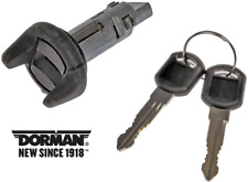 Replacement Ignition Lock Cylinder & Keys Replace FORD GMC Chevy OEM# 26049532