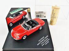 Vitesse VCC99069 Modellauto Alfa Romeo Spider 1750 Veloce 1968 rot 1:43