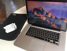 MacBook Pro 15 Zoll (Mitte 2012), i7 2,3 GHz, 4GB RAM, 500 GB HDD
